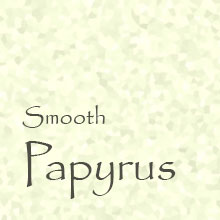 Smooth Alternative to the Papyrus Font